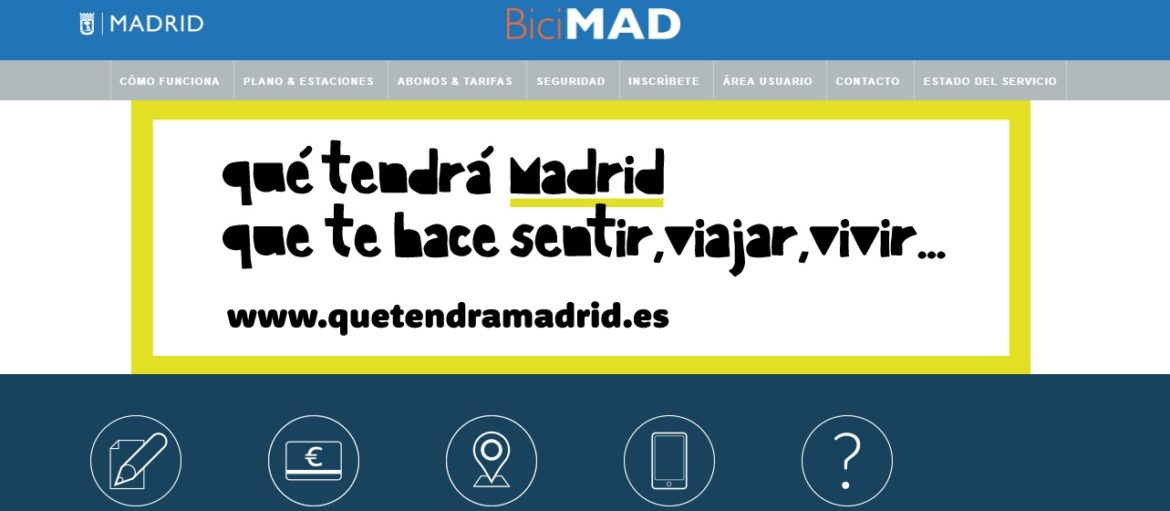 Estas son las startups con las que moverte de manera sostenible en Madrid